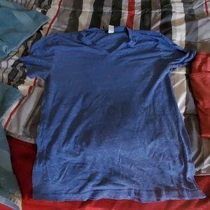 Blue tee shirt H&M